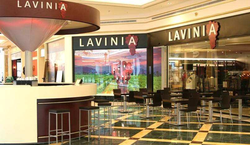 Lavinia abre su tercera tienda en madrid - Gran plaza norte 2 majadahonda ...