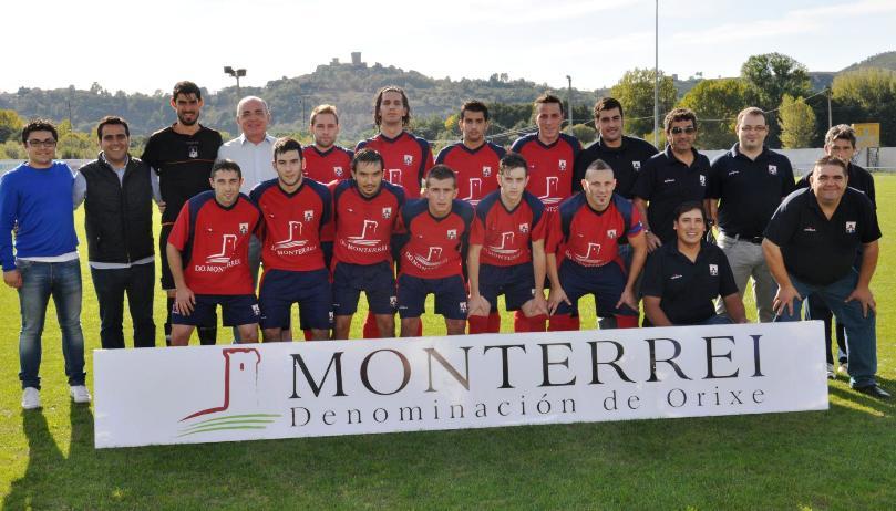 Se convierte en patrocinador oficial del verín club de fútbol