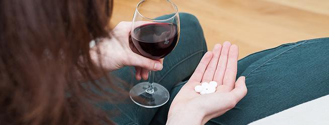 Tomar antibioticos porque alcohol debe con no se