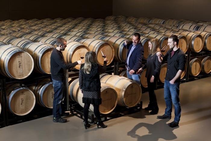 La visita a bodegas influye en los hábitos de compra de los vinos