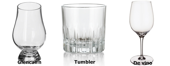 Las mejores formas de servir y degustar whisky for Copas para whisky