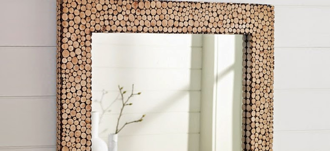 10 ideas para decorar con corchos for Espejos formas originales