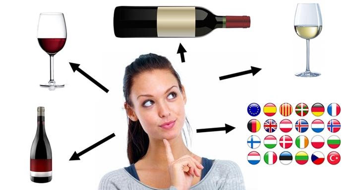 vender vino
