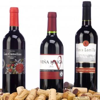 C mo sorprender en navidad sin gastar un dineral en vinos - Como sorprender en navidad ...