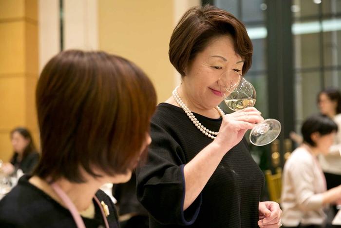 Yumi Tanabe, presidenta de SAKURA