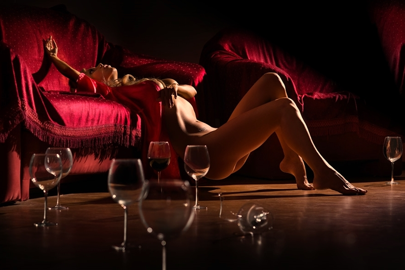 Sexo y vino