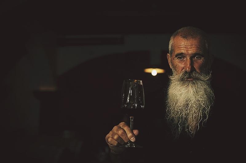 La pasión por el vino