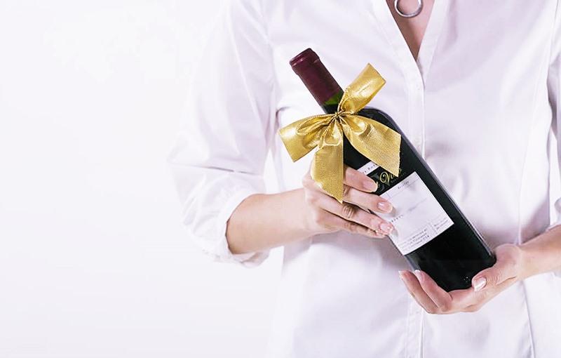 Regalar vino siempre es apropiado