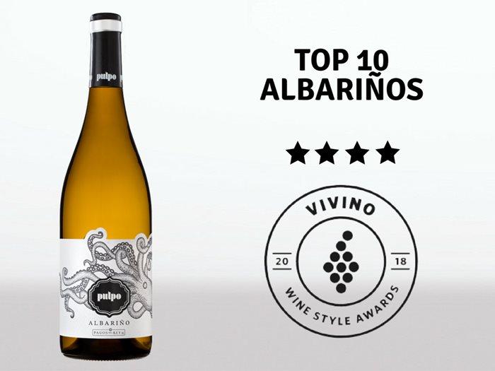 Pulpo en el top ten de los mejores albariños del mundo según los ...