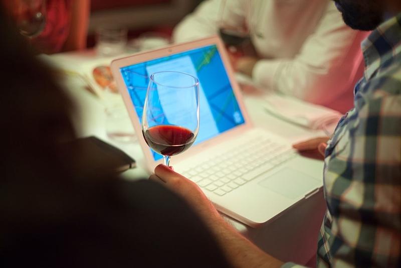 test online de vinos