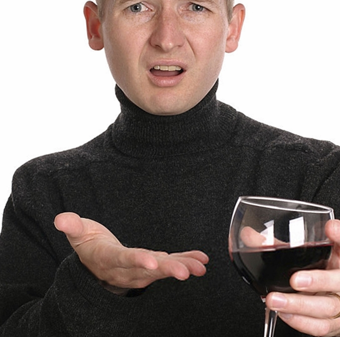 Qué vino malo