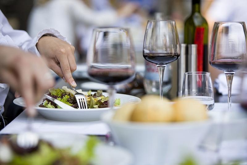Vino y gastronomía