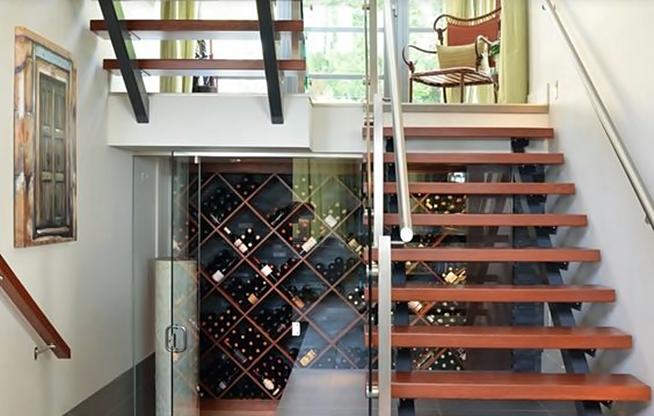 Las condiciones ideales para guardar el vino - Bodegas en casa ...