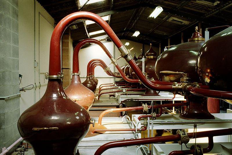 destilado de vino