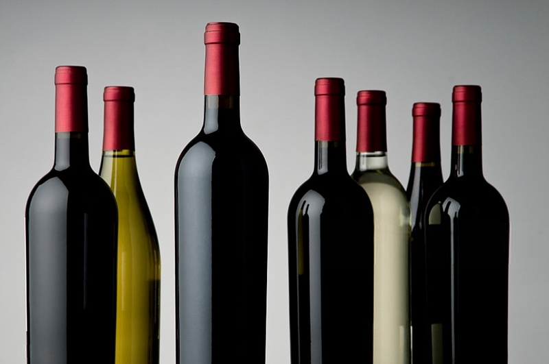 botellas vino
