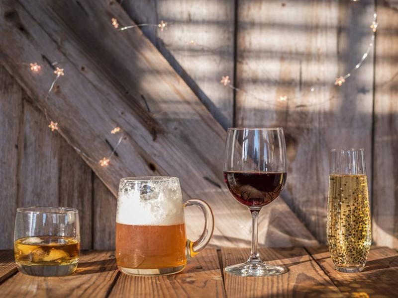 Q engorda mas cerveza o vino